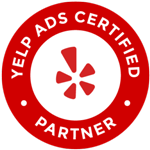 Yelp Ads Certified Partner badge